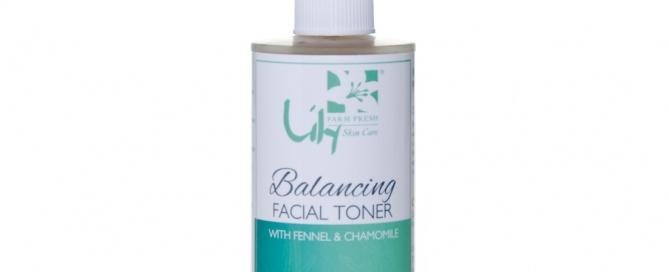 Organic Balancing Facial Toner