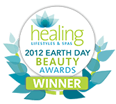 Healing Lifestyles Beauty Award 2012