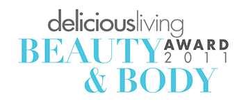 Delicious Livings Beauty and Body Award 2011