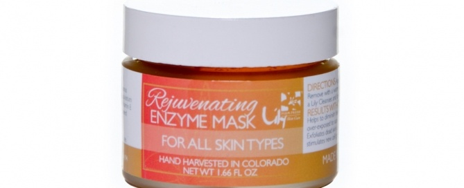 Rejuvenating Enzyme Mask