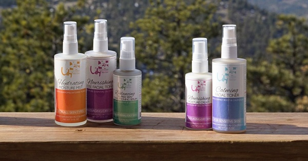 Organic Skin Care Products from USDA Certified Growers